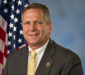 Rep. Mike Bost (R-IL) was a firefighter before getting involved in state politics in 1995.