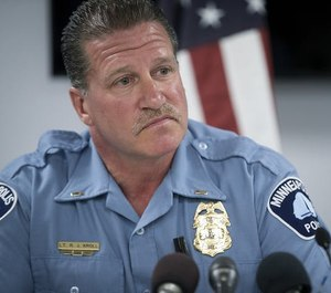 Minneapolis Police Union President Lt. Bob Kroll said that he consulted with the police union's attorneys, who said Minneapolis Mayor Jacob Frey's directive was unlawful.