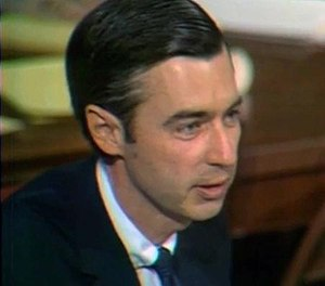 """Marvin Balk said Fred Rogers was part of his inspiration: He grew up in Latrobe — the literal Mr. Rogers' neighborhood — and went to school with the TV icon's children. He recalled a quote from Rogers about how to find comfort in times of disaster: """"Look for the helpers."""" (Photo/Wikimedia Commons)"""