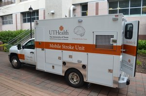 McGovern Medical School at UTHealth was the first in the nation to launch a mobile stroke unit.