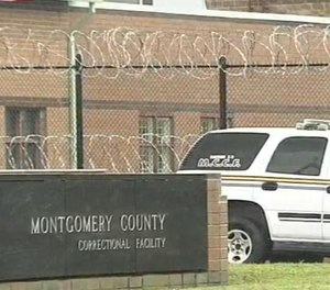 The ACLU of Pennsylvania has filed a federal civil rights lawsuit against Montgomery County Correctional Facility in Eagleton.