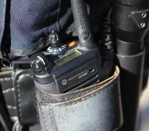 Agencies may be able to move grants funds to acquire communications and safety gear. (Photo/PoliceOne)