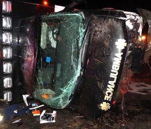 EMT Mousa Chaban, 32, died Monday in an ambulance crash.