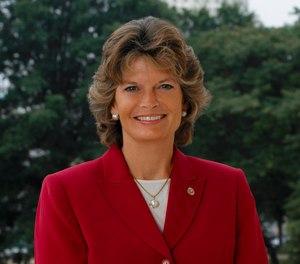 Senator Lisa Murkowski has been named CSFI's 2019 Legislator of the Year. (Photo/Courtesy of CFSI)