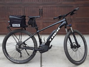 Example of a quality duty electric bicycle.
