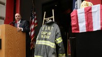 Admirers plan sainthood campaign for FDNY chaplain killed on 9/11
