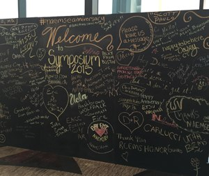 Networking with other EMS educators is always a NAEMSE symposium highlight. (Image Dan Limmer)