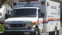 Police: NY drunk driver hit ambulance, injured police medic