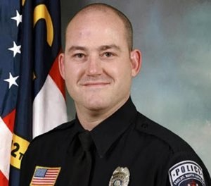 Officer Tim Brackeen. (Photo/Shelby Police Department)
