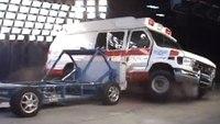 New ambulance design standard to make ambulances safer