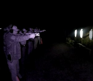 Unless it is state-mandated, nighttime qualification is a waste of valuable low-light training time.