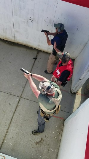 Instructor positioning is critical to observe and correct and, if needed, to prevent a mishap.