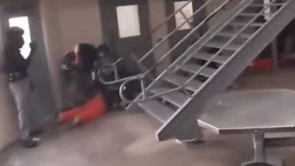 Video review: Jail riot response training