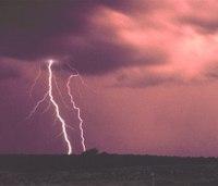 Lightning strike injures paramedic, EMT