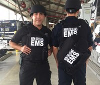 New Orleans EMS receives donated active shooter kits