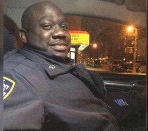 Det. Cedric Dixon was a 23-year veteran. (Photo/Facebook)