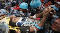Paramedic: International USAR teams arrive too late to save lives