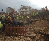 More than 2,500 dead in Nepal earthquake