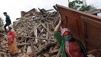 Hope in Nepal as 2 are rescued 5 days after quake