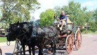 Minnesota volunteer fire department celebrates 150th anniversary