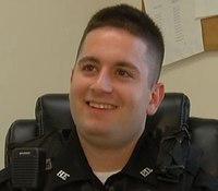 NY cops help officer battling cancer