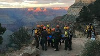 It's not all thrills: Handling emergencies at the Grand Canyon National Park