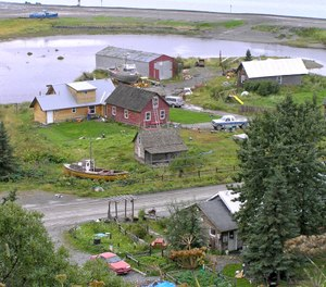 A town hall meeting in the small Alaskan village of Ninilchik grew contentious last week as residents questioned the firing of the villages only two ALS-certified first responders. The meeting was cut short when one of the attendees suffered a medical emergency. (Photo/Jcbutler via Wikimedia Common)