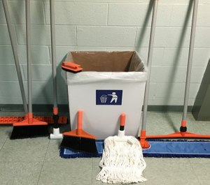 Briarwood Products worked with the Ohio State Penitentiary to provide shank-free cleaning tools that meet the facility's needs and security measures while also providing the means for inmates to clean their cells. (image/Lt. Ohio State Penitentiary)
