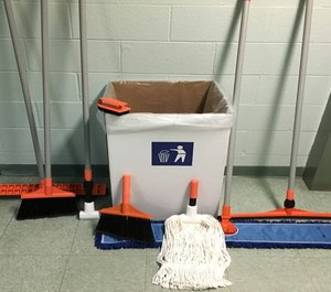 Briarwood Products worked with the Ohio State Penitentiary to provide shank-free cleaning tools that meet the facility's needs and security measures while also providing the means for inmates to clean their cells.