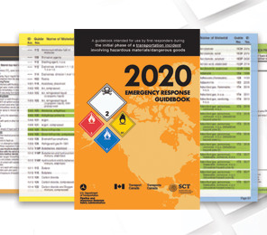 The U.S. Department of Transportation's Pipeline and Hazardous Materials Safety Administration has announced the publication of the newly revised 2020 Emergency Response Guidebook (ERG).