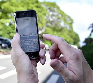 Now, with Text-to-911, non-verbal individuals will have an alternative resource for receiving the help they require.