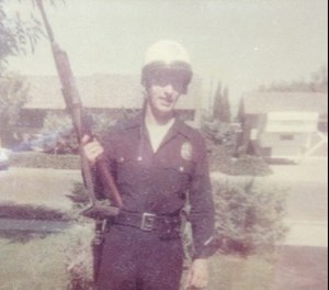 One of the LAPD officers who responded to the Watt Riots was my father, Officer Joseph F. Scanlon, Badge # 7735.