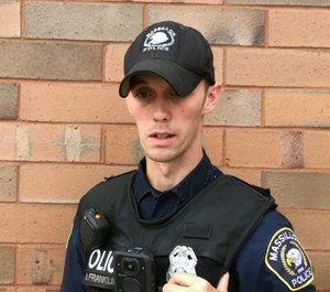 Officer Aaron Franklin (Photo/ indeonline via YouTube)