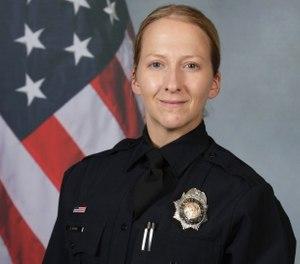 Officer Alicia Harris (Photo/ Denver Police Department)