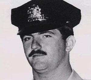 Officer Daniel Faulkner (Photo/ Philadelphia Police Department)