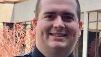 Georgia police officer shot, killed outside station