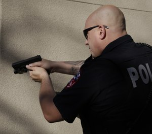 We need to be careful about how we train our officers and the potential for negative training scars. (Photo/PoliceOne)