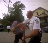 Ohio police release body camera footage of LEO punching man during shots-fired incident