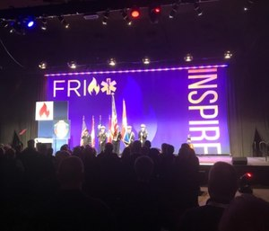 Fire-Rescue International 2018is under way, with a new group of leaders being recognized for their excellence and dedication to achieving the fire service mission. (Photo/Kerri Hatt)