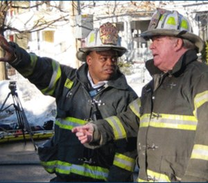 Every chief or senior fire officer needs a confidant – someone they trust explicitly – to share their trials, concerns, triumphs and failures with without judgment, who is capable of sage advice when the situation calls for it. (Photo/IAFC)