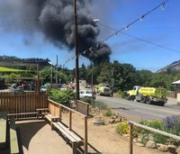 Fire Chief: Oil train fire could have been much worse