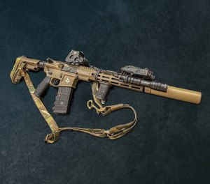 The AR-15 is made so versatile by modularity that allows it to be highly customizable.