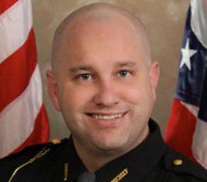 Sandusky Sheriff Kyle Overmyer (Photo/Sandusky Sheriff's Office)