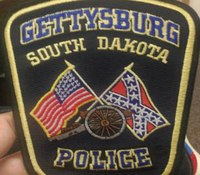 SD police defend use of Confederate flag on patches