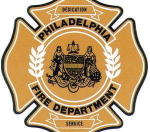 Philadelphia Firefighter Eric Gore died due to COVID-19 on Tuesday. (Photo/Philadelphia Fire Department)