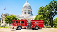 Wis. fire department boasts country's first electric fire engine in active service