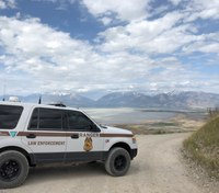 Photo of the Week: Wildfire patrol