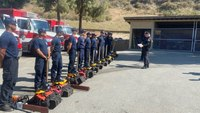 Photo of the Week: Calif. wildland hand crew ready for fire season