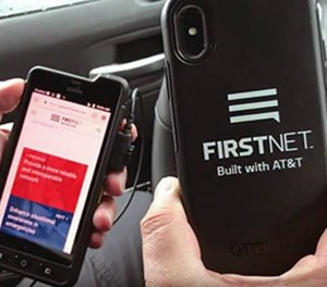 Joining the FirstNet network can make you interoperable; can make you ready; can give you priority. (Photo/FirstNet)