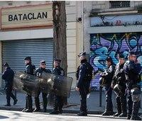 First responders re-enact Paris terror attacks